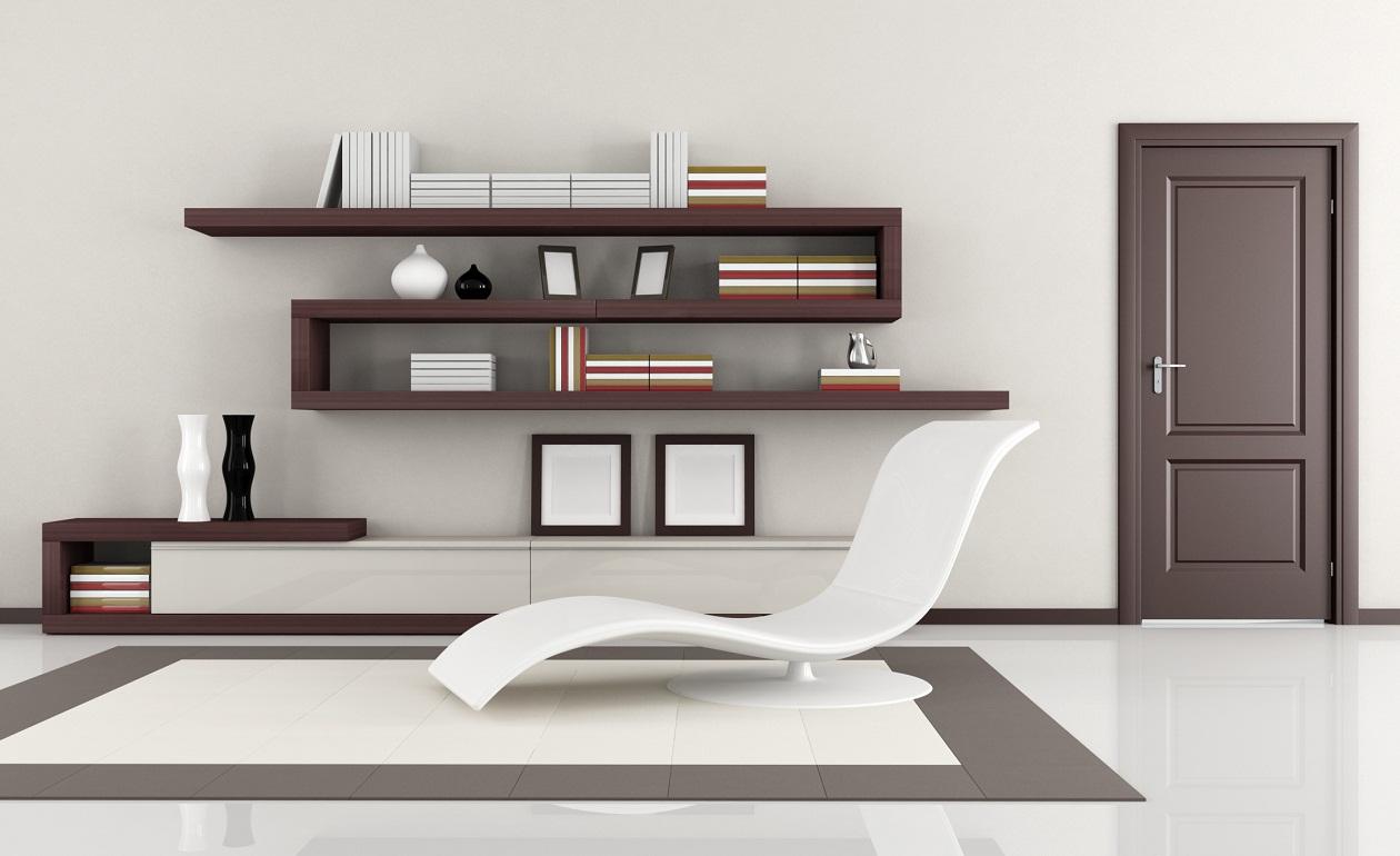 Muebles minimalistas